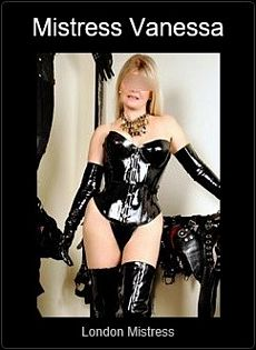 Mistress UK - Mistress Vannesa the London Mistress
