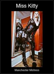Mistress UK - Miss Kitty the Manchester Mistress