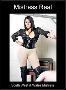 Mistress UK - Mistress Real the South West and Wales Mistress