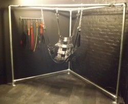 Dungeon Kit Sex Swing by Mistress UK