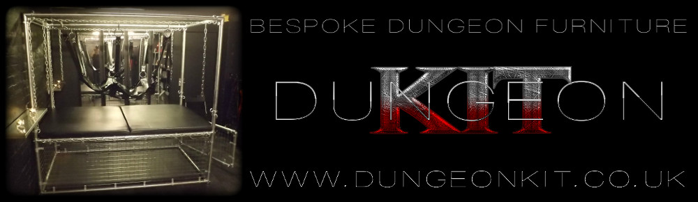 Bespoke Dungeon Furniture by Dungeon Kit of Mistress-UK