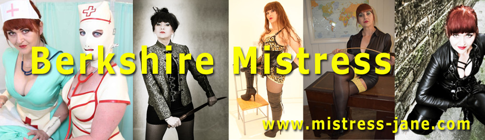 Mistress UK - Mistress Jane the Berkshire Mistress