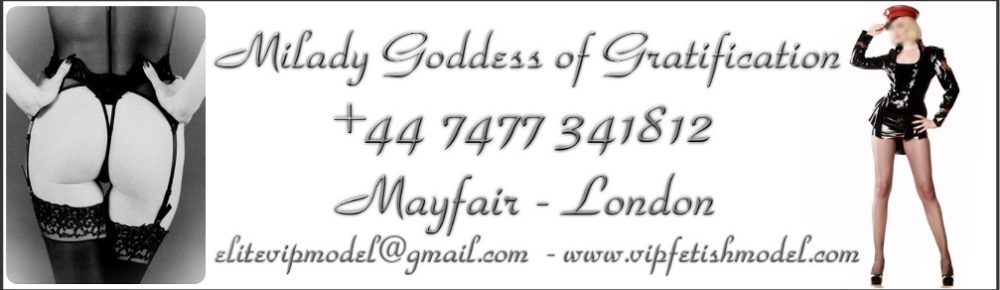 Mistress UK - MiLady the London Mistress