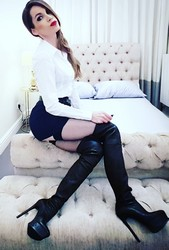 Milking Mistress - London Mistress
