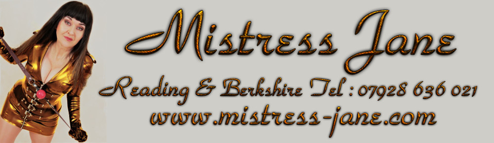 Mistress Jane - Reading and Berkshire Mistress